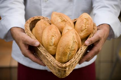 El panadero y el mendigo